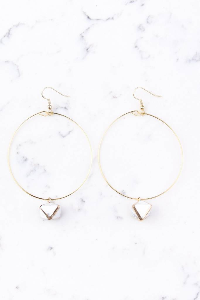 Shira Melody Summer Crush Hoops