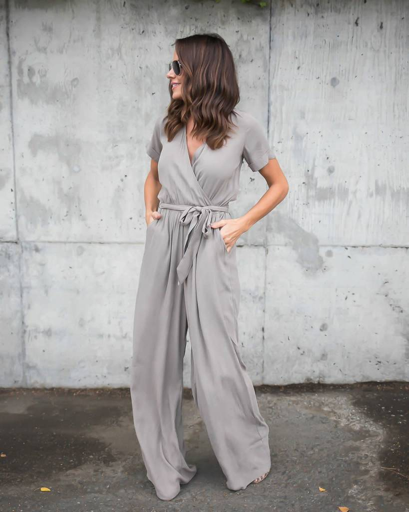 American Fit Charlize Jumpsuit