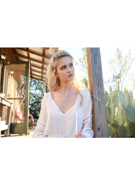 Shira Melody Santa Fe Necklace