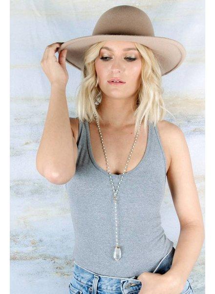 Shira Melody Wild Sun Necklace