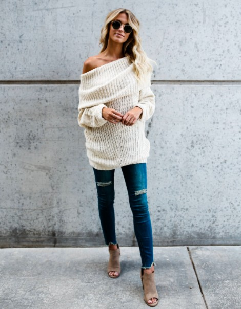 Listicle Charlie Sweater
