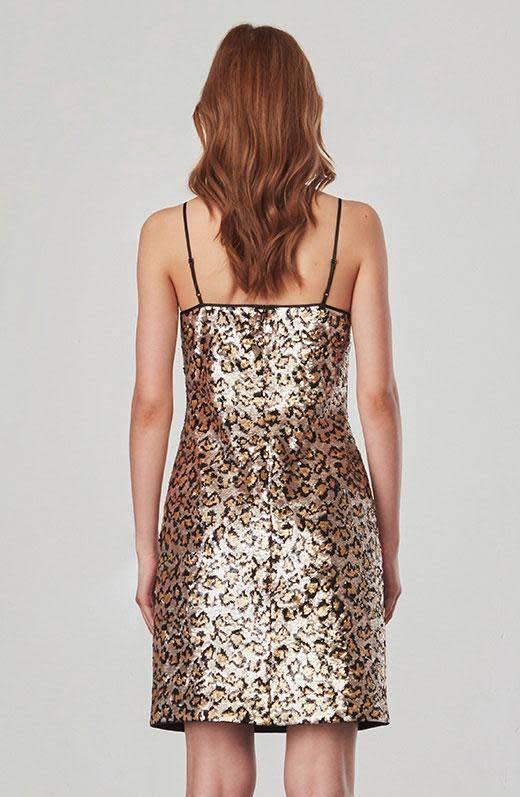 BB Dakota Cass Sequin Dress