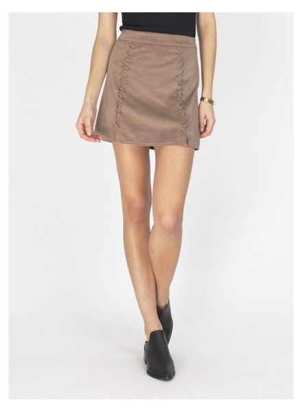 Gentle Fawn Talon Suede Skirt