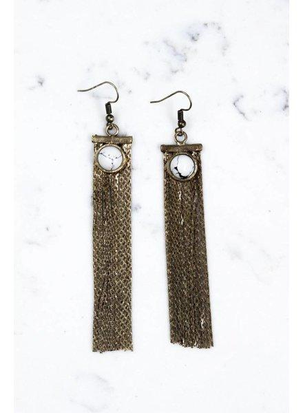 Shira Melody Genevieve Earrings
