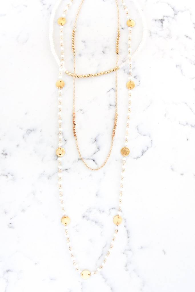 Shira Melody Selena Necklace