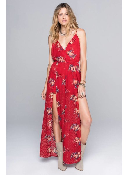 Band of Gypsies Bouquet Jumpsuit