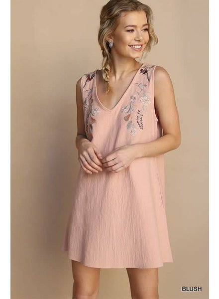 Lorelei Embroidered Dress