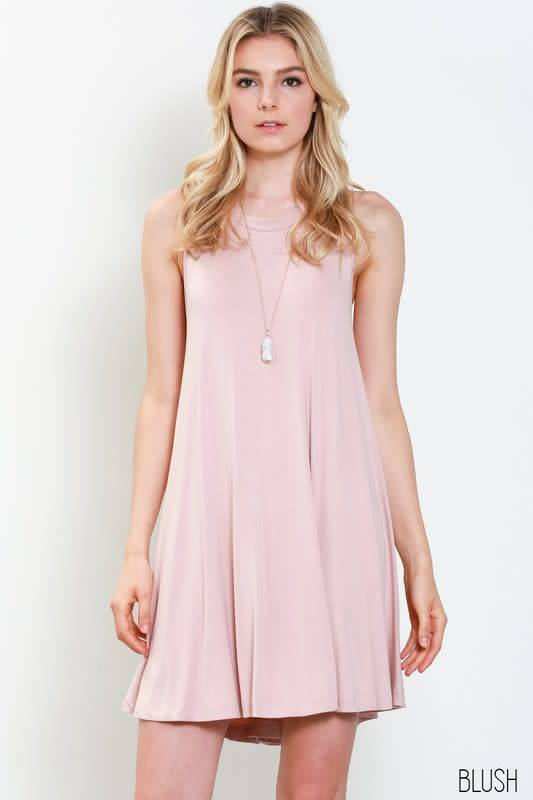 Wishlist Marsha Crossback Tee Dress