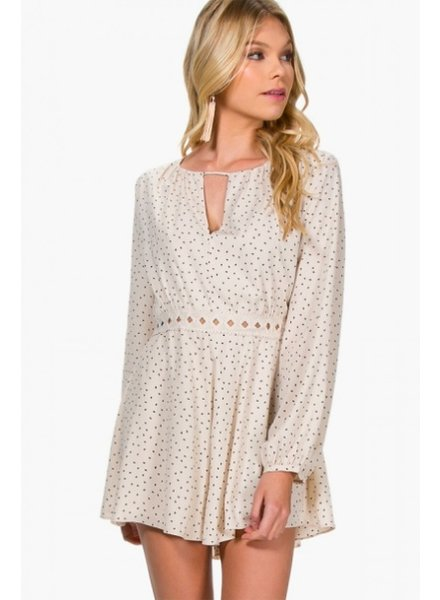 Everly Lady Luck Romper