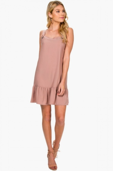 Everly Lorelei Dropwaist Dress