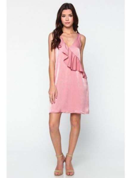 Everly Lilah Ruffle Dress