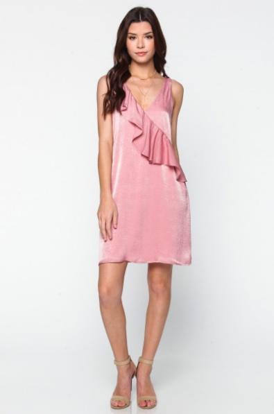 Everly Lilah Ruffle Dress