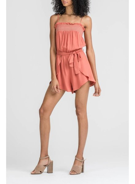 Canyon Rose Romper