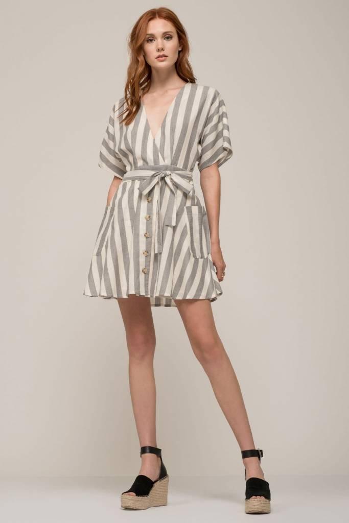Darla Striped Dress