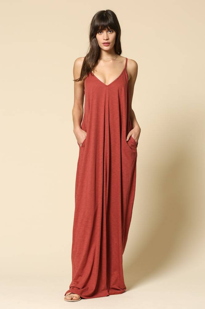 By Together Sienna Maxi Dress