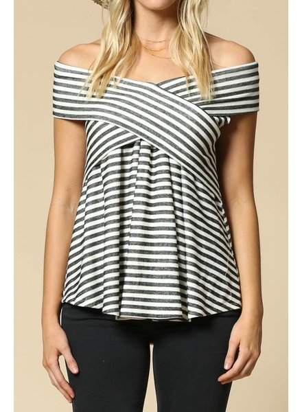 By Together Nora Stripe Top