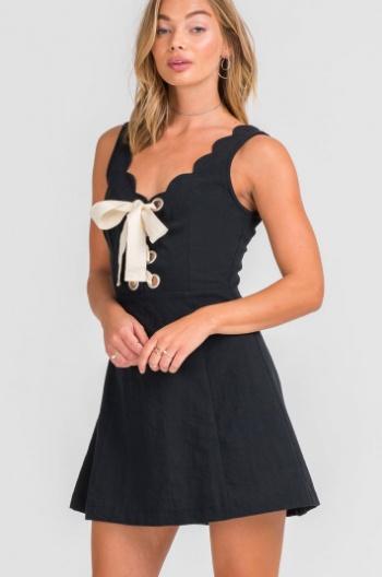 Macaroon Mini Dress