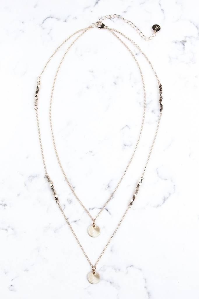 Shira Melody Drew Necklace