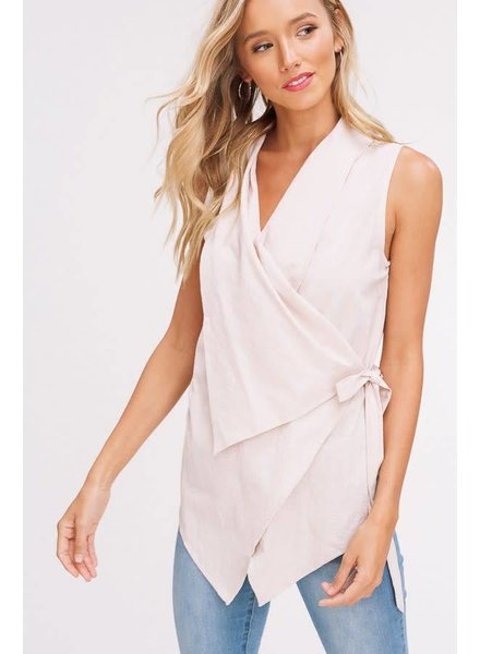 Listicle Wrap Vest