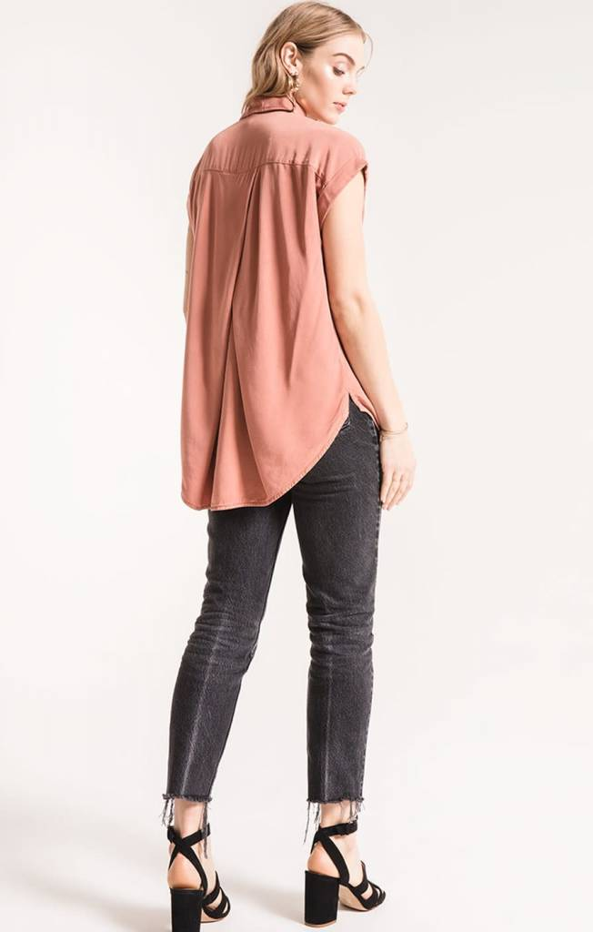 Rag Poets Nico Oversized Top