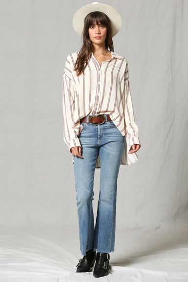 By Together Vertage Stripe Top