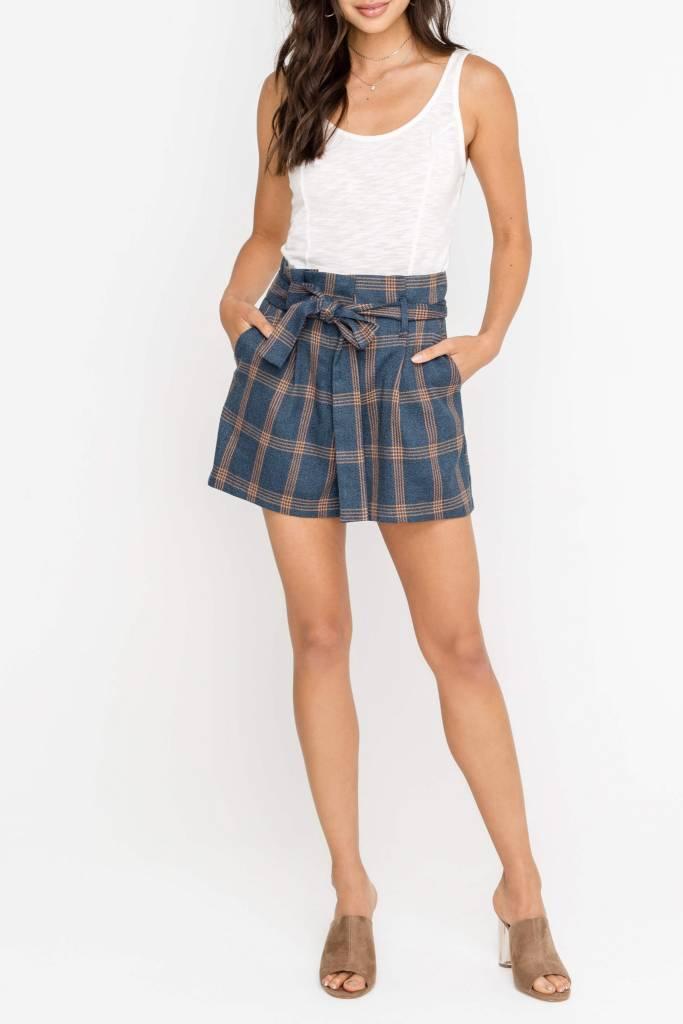 Piper Plaid Shorts