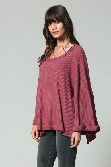 By Together Essential Thermal Top