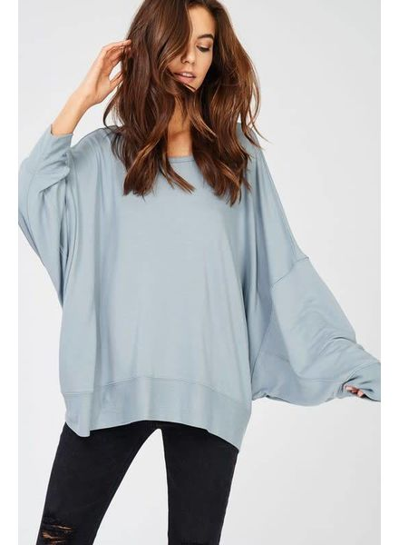 Wishlist Crossover Sweatshirt