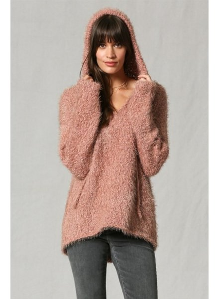 By Together Dreamy Fuzzy Hoodie