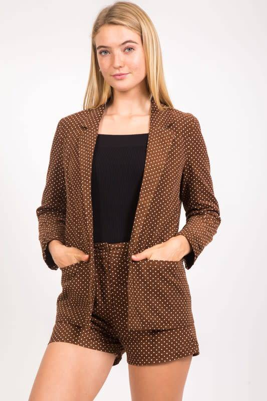 Very J Folklore Blazer