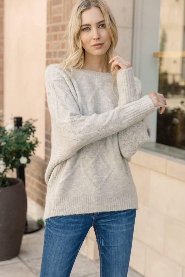 Mystree Parfait Pullover Sweater