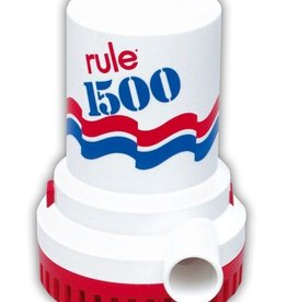 Rule RULE BILGE PUMP 1500GPH 12V 2