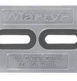 Canada Metals ANODE PLATE DIVERS DREAM MINI MAGNESIUM