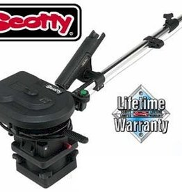 "Scotty SCOTTY DOWNRIGGER 1106S 60"" TELES C/W SWIVEL"