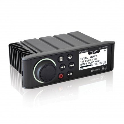 Fusion FUSION AM/FM/WEATHER/VHF/BLUETOOTH MS-RA70N