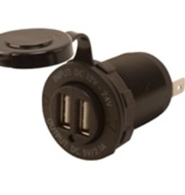 SEADOG SEADOG POWER SOCKET 426502 DOUBLE USB
