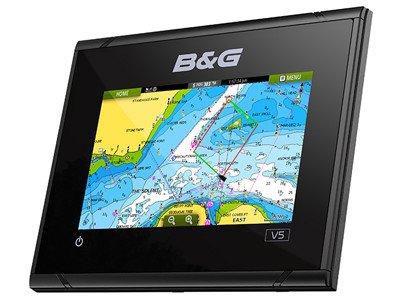 B&G B&G VULCAN5 FS,US/CAN NAV+ CARD