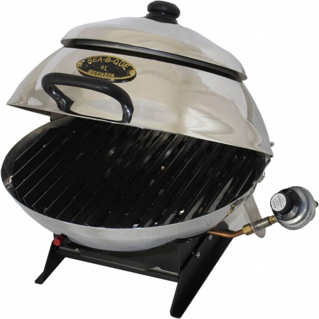 Dickinson DICKINSON BBQ PROPANE SEA-B-QUE ''ROUND 00-SBQR