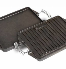 Camco KUUMA GRIDDLE FOR STOW'N'GO CAST IRON
