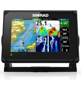 Simrad Simrad GO7 XSE,US/CAN NAV+ CARD