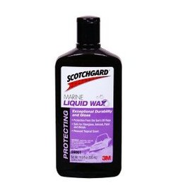 3M Products 3M MARINE LIQUID WAX- 500ML 09061