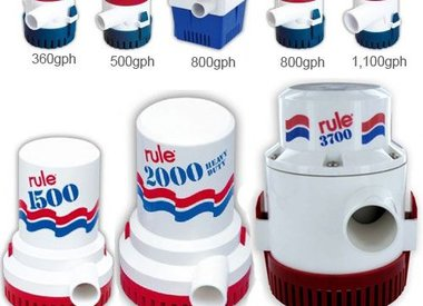 Bilge Pumps Electric