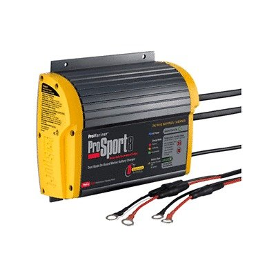 Promariner 43008 PROMAR GEN-2 PRO SPORT 8-AMP CHARGER 43008