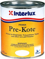 Interlux INTERLUX BRIGHTSIDE PRE-KOTE WHITE QT 4279-1L