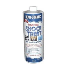 Albion HEAD-O-MATIC SHOCK TREAT - 900ML 4025