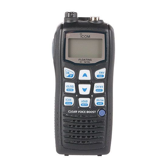 ICOM ICOM VHF RADIO HANDHELD M36 IC-M36