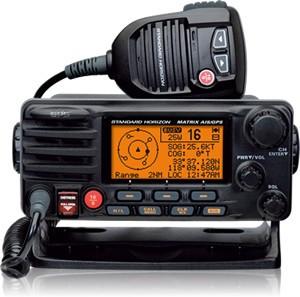 Standard Horizon STANDARD GX2200B RADIO VHF MATRIX AIS+ BLACK