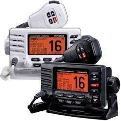 Standard Horizon STANDARD RADIO VHF GX1600W EXPLORER DSC WHITE