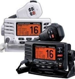 Standard Horizon STANDARD RADIO VHF GX1600SB EXPLORER DSC BLACK