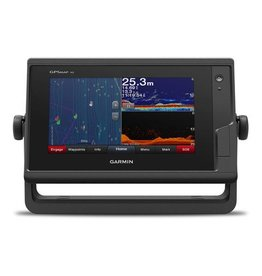 GARMIN GARMIN GPSMAP 722xs without transducer, includes worldwide basemap